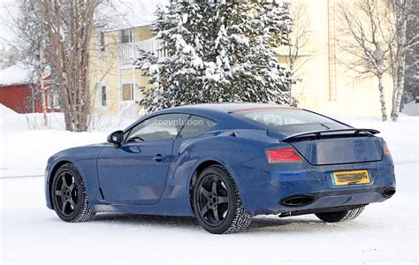 bentley camo next gen bentley continental gt spied with less camouflage