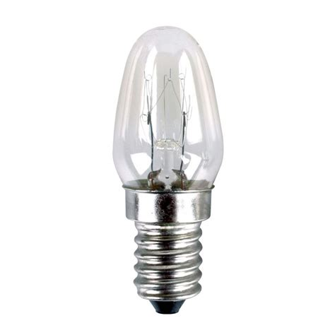 eveready eveready e14 7w twin pack night light spare bulbs