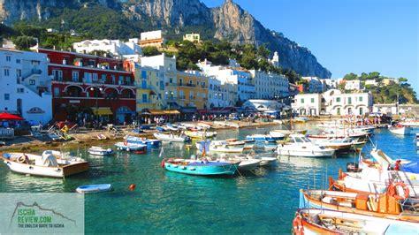 naples ferry times tickets ischia review - Ferry Naples To Capri