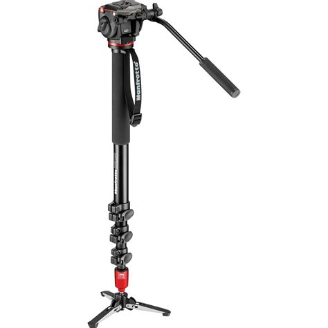 Monopod Excel Mono 7 manfrotto mvm450a aluminum monopod and fluid