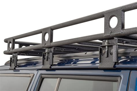 Xj Roof Rack Gutter Mounts by Smittybilt Defender Roof Rack For 84 01 Jeep 174 Xj