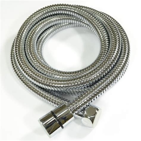 Shower Hose Extension by Kes Stainless Steel 118 Inch Shower Hose