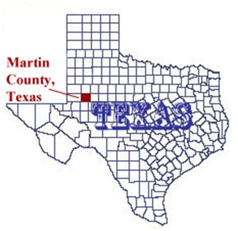 martin county texas map welcome to martin county texas presented by directory of texas