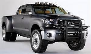 Where Are Toyota Tundra Trucks Made 2017 Toyota Tundra Dually Pickuptrucks
