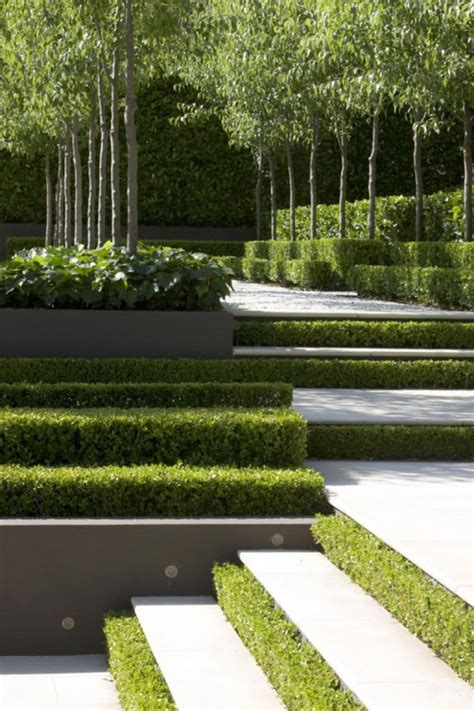 exquisite formal gardens modern garden best ideas on