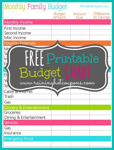 free budget templates printable weekly budget planner printables calendar template 2016