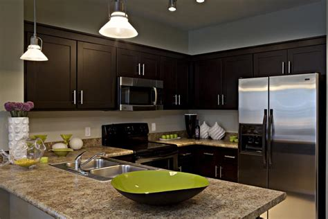 espresso kitchen cabinets design ideas using espresso kitchen cabinets for elegant kitchen design