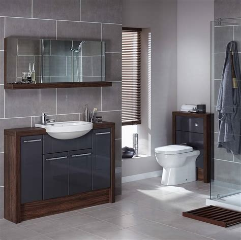 bathroom ideas gray 28 gray bathroom decorating ideas modern grey