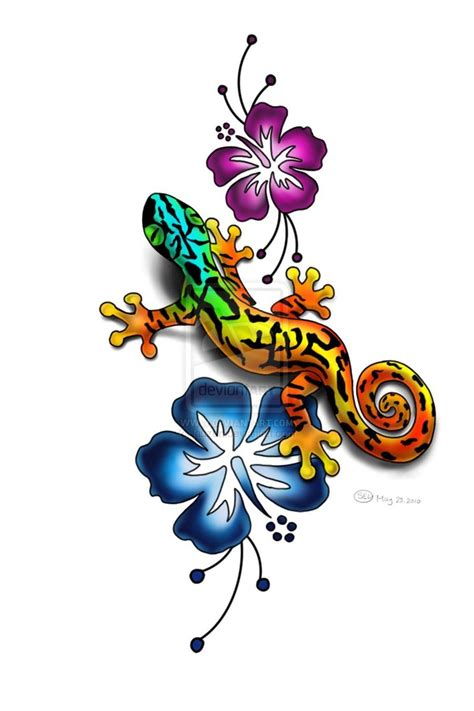 gecko tattoo designs 1000 ideas about gecko on lizard