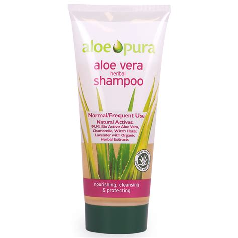 Aloevera Herbal 1 aloe pura aloe vera herbal shoo ebay