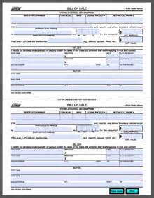 bill of sale template wa california vehicle bill of sale form free fillable pdf forms