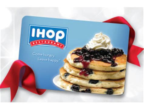 ihop printable gift cards ihop gift card