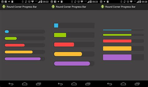 android progress bar github akexorcist android roundcornerprogressbar corner progress bar library for android