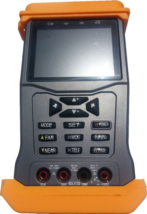 seestation multiple function ahd cctv tester multi meter combo pam distributing