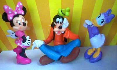 Mickey Disney Figure Set Isi 6 Terbaru trading figure jual figure page 6