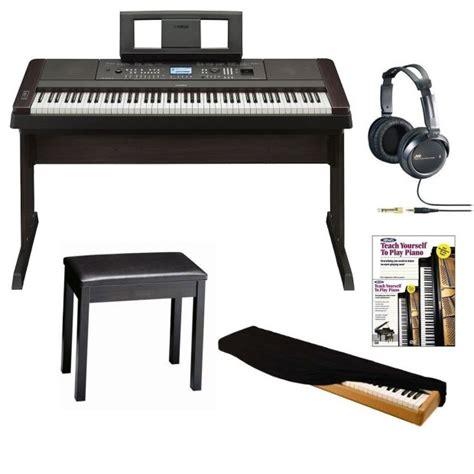 Yamaha Portable Grand Dgx 650b yamaha dgx 650 black 88 key weighted grand digital piano
