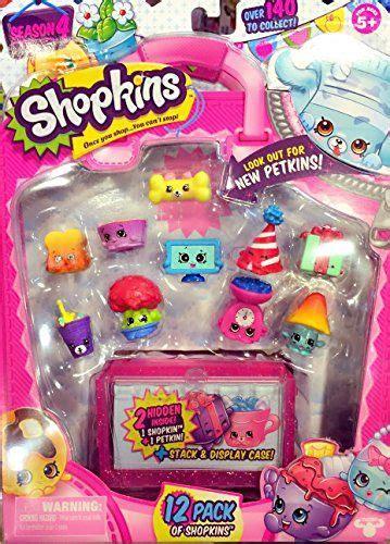 mainan shopkins season 5 12pcs official shopkins season 4 12pcs each pack styles will