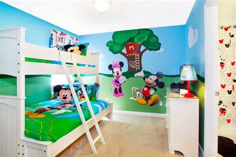 Mickey Mouse Clubhouse Room by In The Vacation Home 7754 Teascone Blvd Will Enjoy