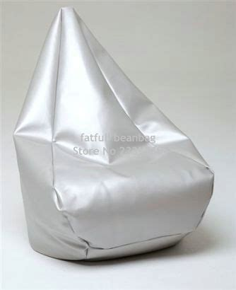 silver bean bag cover get cheap silver furniture aliexpress