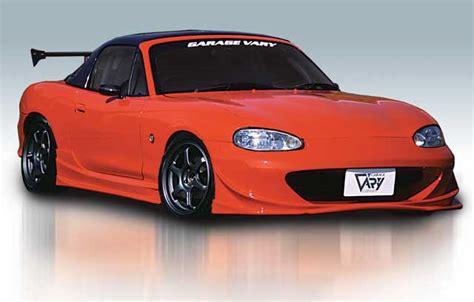 Garage Vary Garage Vary ガレージベリー ロードスター エアロ Nb系type N ドレスアップパーツ通販サイト