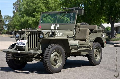 Korean War Jeep Korean War Mb Jeep Flickr Photo