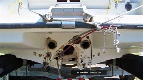 1996 boston whaler jet boat 1996 boston whaler rage 18