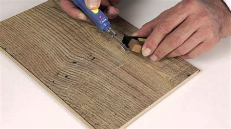 Quick Step Laminate Floor Repair Kit for chips & scratches