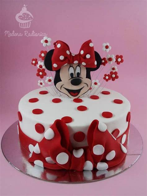 mini maus kuchen mini maus omiljeni crtani lik na torti malog rođendanca