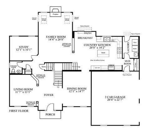 architectural floor plan exle tony deoliveira