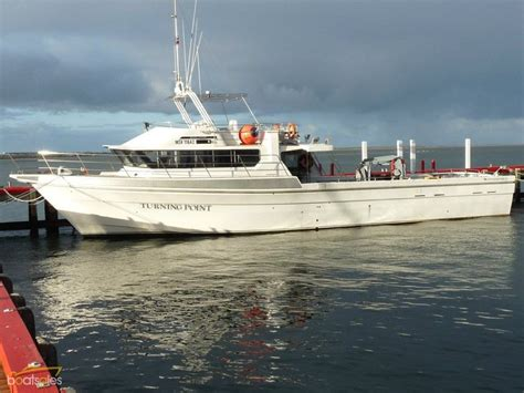 used charter fishing boat for sale used 1998 westcoaster charter boat for sale boatsales