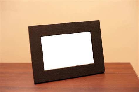 gestell tisch image of blank table top wooden picture frame freebie