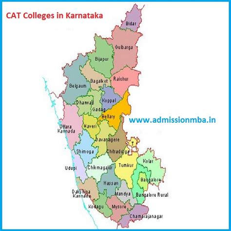 Mba Colleges In Mysore by Mba Colleges Accepting Cat Score In Karnataka Cat Colleges