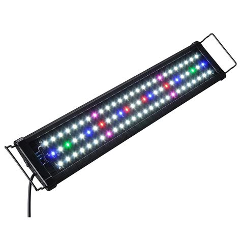 Led Aquarium Lighting aquarium spectrum multi color led light 0 5w 78 led