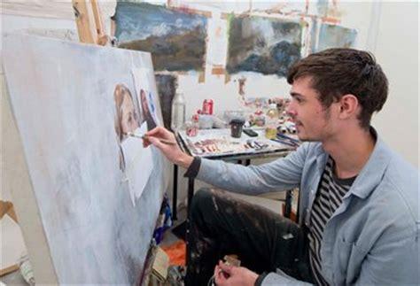 layout artist work abroad fine art painting ba hons