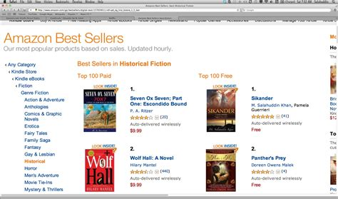 amazon top sellers amazon books best sellers