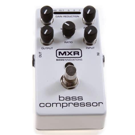 best bass compressor the 4 best bass compressor pedals reviews 2018