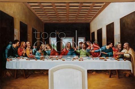 cuadro la ultima cena da vinci cuadro la 218 ltima cena de da vinci reproducci 243 n en venta