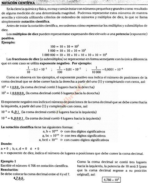 ciencia de 10 grado ejercicios notaci 211 n cient 205 fica ejercicios resueltos pdf