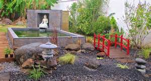 bassin pour jardin zen bassin de jardin