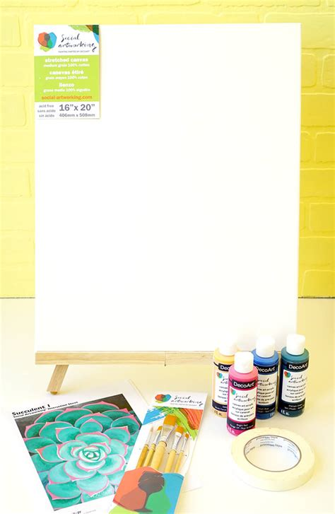 paint nite kits host your own wine paint happiness is