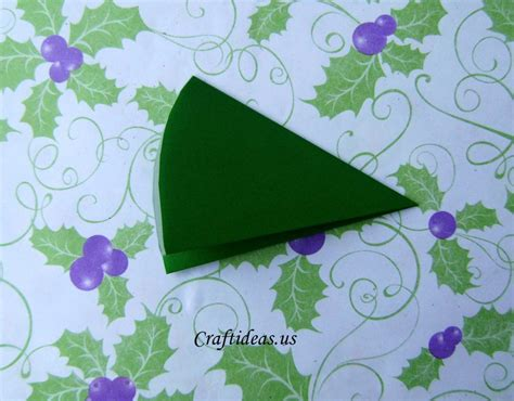 Paper Folding Craft Ideas - s teaching tree from paper