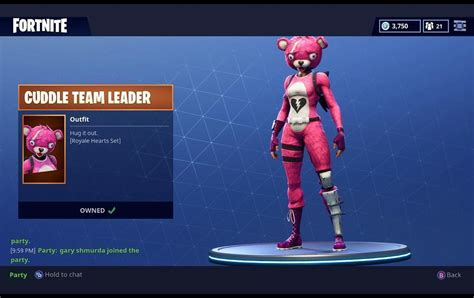 what fortnite is everyone you i had to do it happy early valentines day