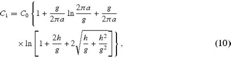 design effect equation a tunable bandstop filter via the capacitance change of