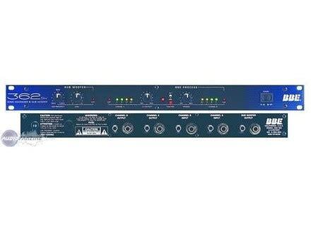 Prosesor Sonic Maximixer Bbe 882 I bbe sonic maximizer 362sw image 837328 audiofanzine