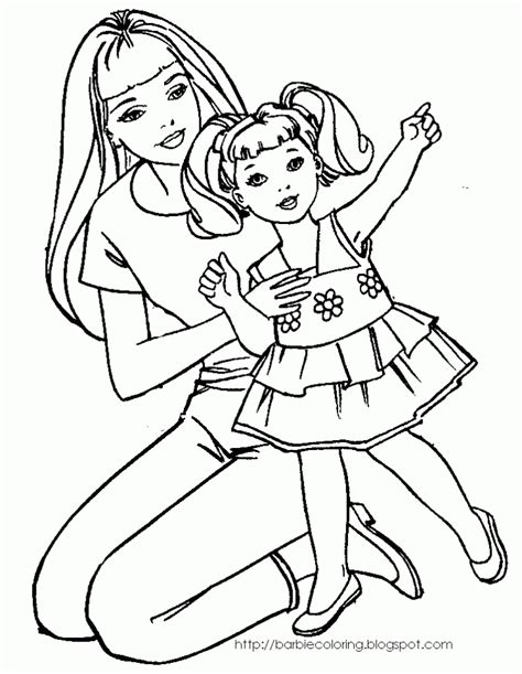coloring pages for online get this online barbie coloring pages for kids sz5em