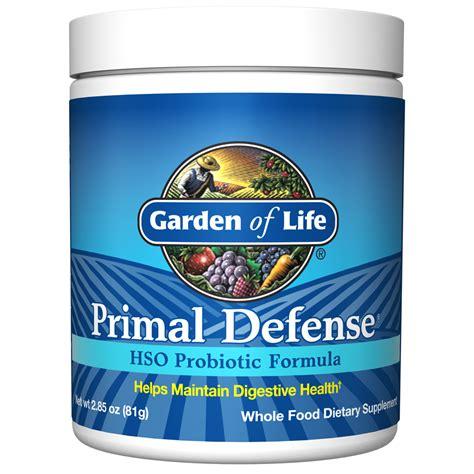 Garden Of Probiotics Review by Primal Defense Hso Probiotic Formula Powder 2 86 Oz 81g