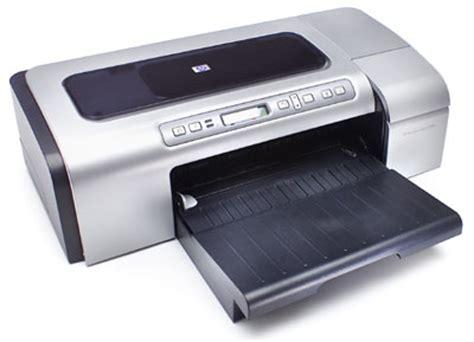 resetting hp business inkjet 2800 printers specstars