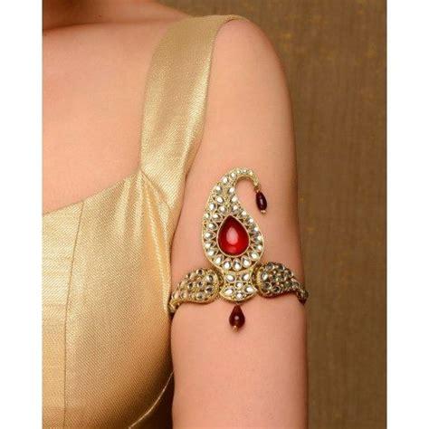 Craftsvilla Bajuband beautiful kundan bajuband via http www craftsvilla jewellery jewelry html p 2 kb01