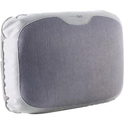 Bantal Travel Inflateable Back Support lumbar support back pillow with padding great for traveling home kitchen