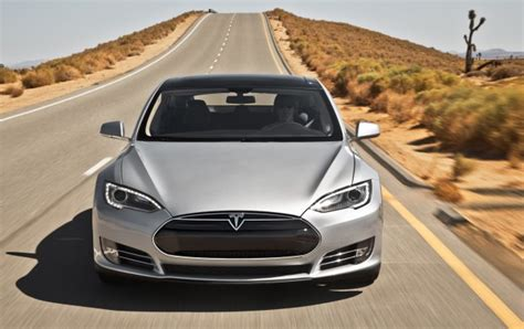 Auto Bild 02 2016 by Tesla Model S Va Putea Fi 238 Ncărcată și Wireless Headline
